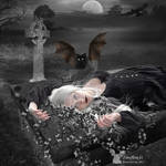 THE CHARM OF GOTH WOMAN 2