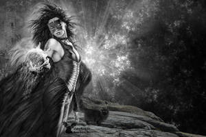LUIS ROYO  MEMORY OF AN ENEMY by FABRYKING61