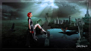 THE CHARM OF GOTH WOMAN 3