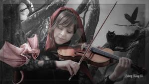 Lindsey Stirling - Fantasy Violinist  HQ 1920x1080