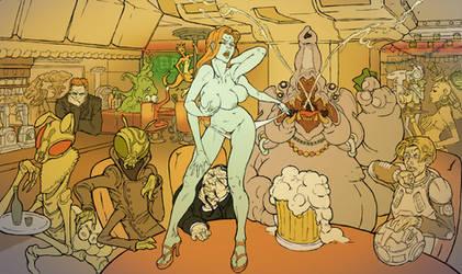 Ganesha Party by KillKennyKat