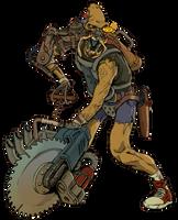 Wastelands Mutant by KillKennyKat