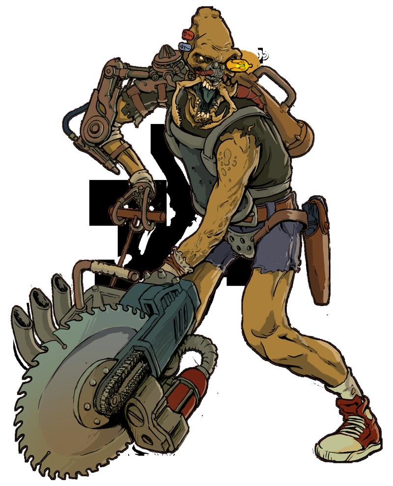 Wastelands Mutant