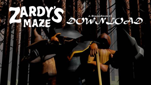 Zardy's Maze Pack (+MMD Download)