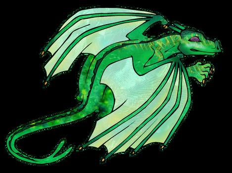 Pernworld - Green Szadith