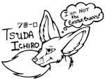 Conbadge - Tsuda Ichiro