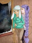 Winter Dreaming by PandanaLove