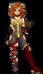 Arietis Senshi- Sailor Ari by PandanaLove