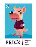 Animal Crossing Villager - Erick