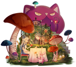 [Commission] Tea Party