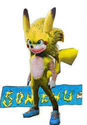 Sonichu Live Action by JakeSutton7
