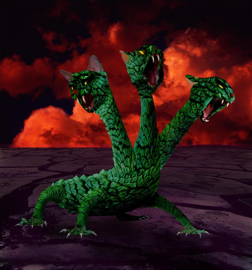 Rhapsody of Dragons by jamais08