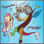 Karaoke is Magic by Opallene