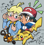Science is really cool, Clemont