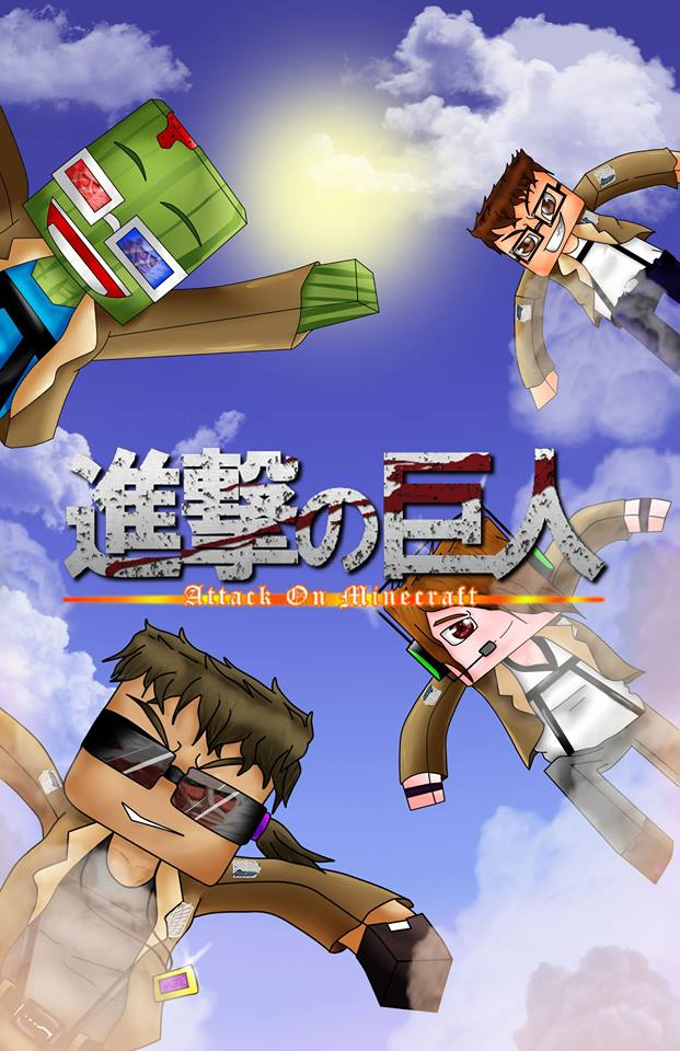 Attack On Minecraft by GirRox211