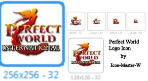 Perfect World Icon