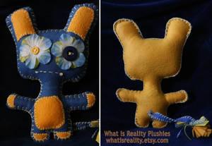 Gary the Lionheart Flower Bright Monster Plush