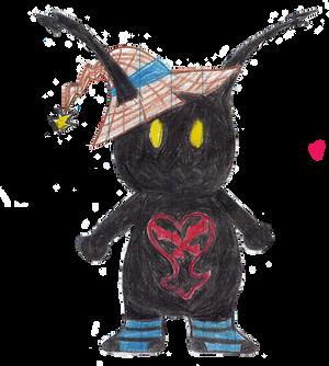 Kingdom Hearts Chubby Heartless