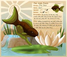 Saki The Mais by The-Slave