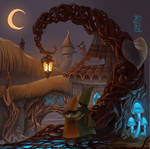 Gnomes in the dark