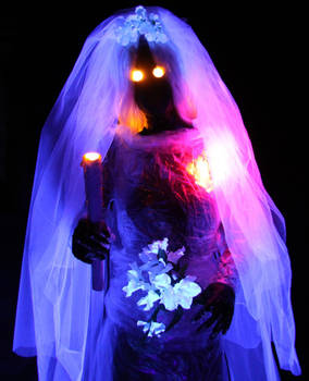 Haunted Mansion Bride Replica
