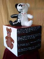 Alfred the Teddybear - Art06 by punkd-pyroshadow