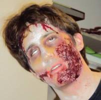 Tony the Zombie by punkd-pyroshadow