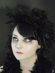 Vampyric Catwalk character look