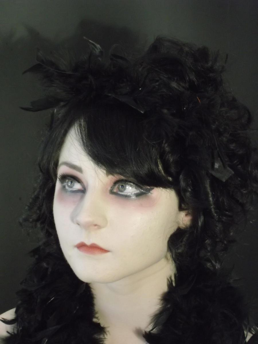 Vampyric Catwalk character look by punkd-pyroshadow
