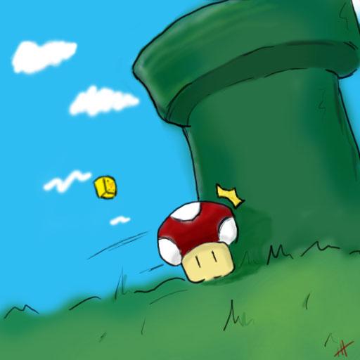 Mushroom bump by vVFaroreVv