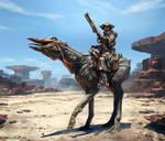 Sand Rider concept