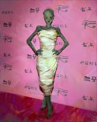 Mummy star by Javoraj