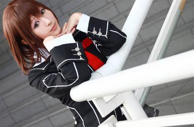 Yuuki Cross 19