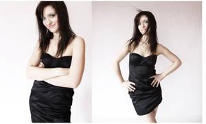 LIttle black dress by Daniaah