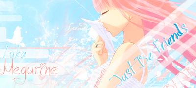 Just be friends by aanaru
