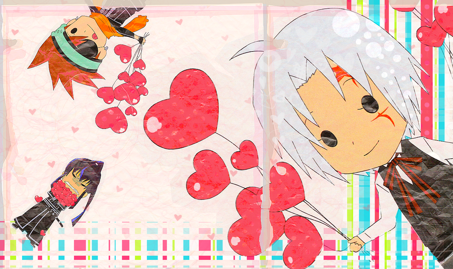 Love with the Gray man by aanaru