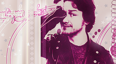 James Mcavoy sign 2 by aanaru