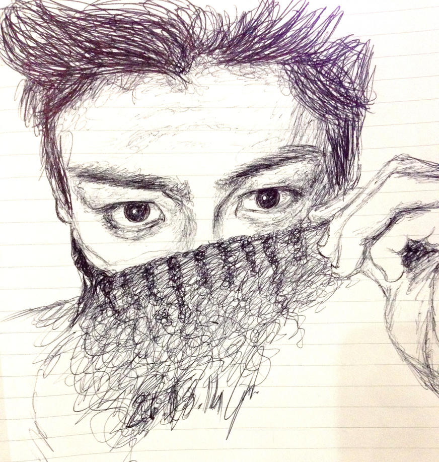 T.O.P - Big Bang by aanaru