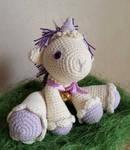 little unicorn by Trisha-N