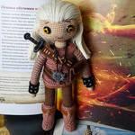 Witcher. Geralt.