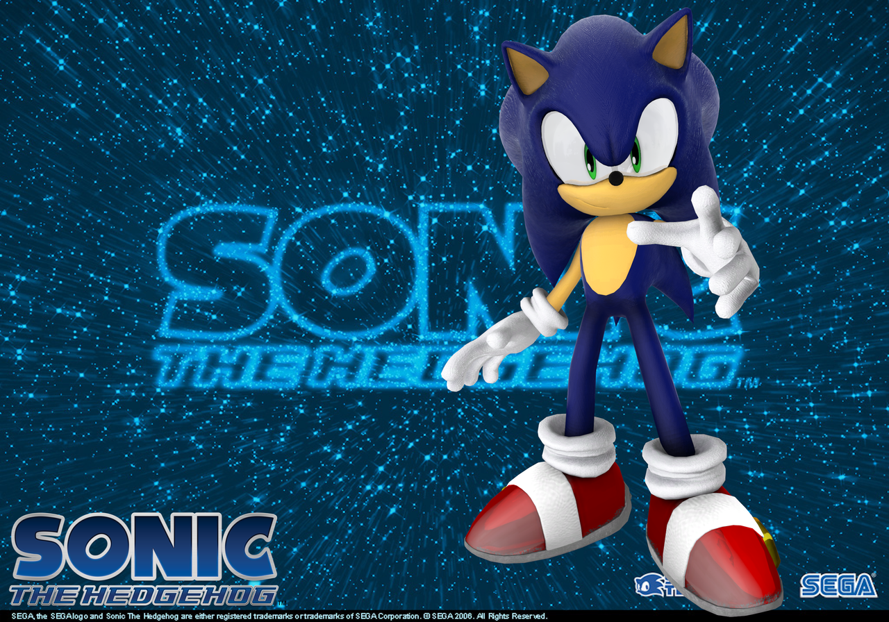 sonic the hedgehog 2006 by eggmanteen