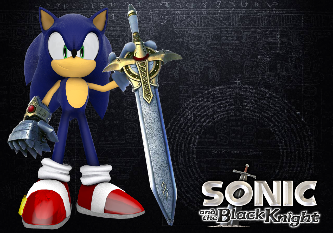 sonic and the black knight by eggmanteen
