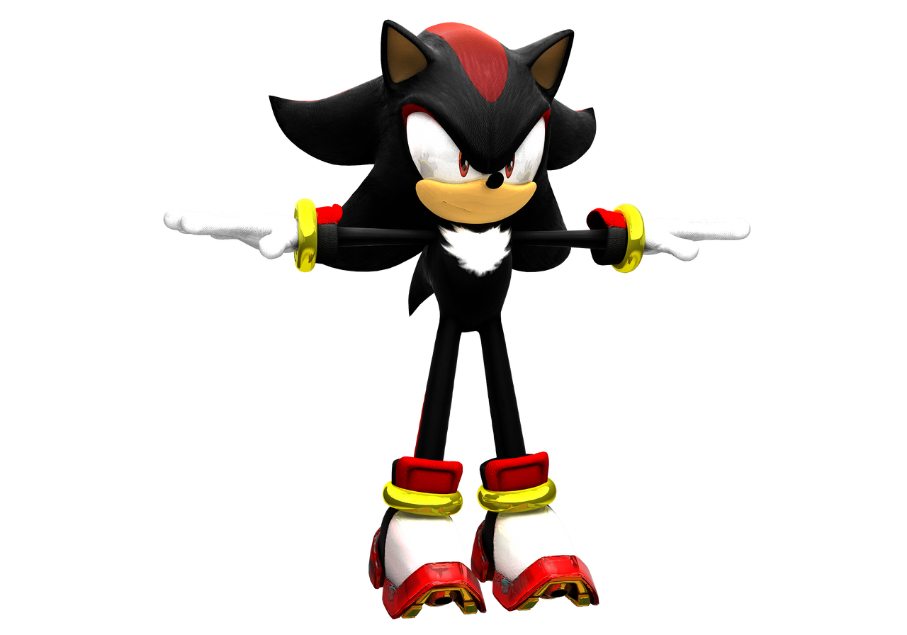 shadow 3D model (official edition) by eggmanteen