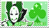 King of Clubs stamp by E-C98