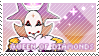 Queen of Diamonds stamp by E-C98