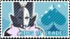 King of Spades stamp