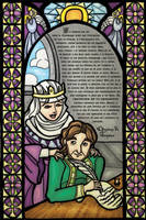 d: de Troyes and His Lady :b by nenuiel