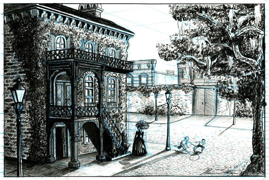 d: Victorian Savannah :b by nenuiel