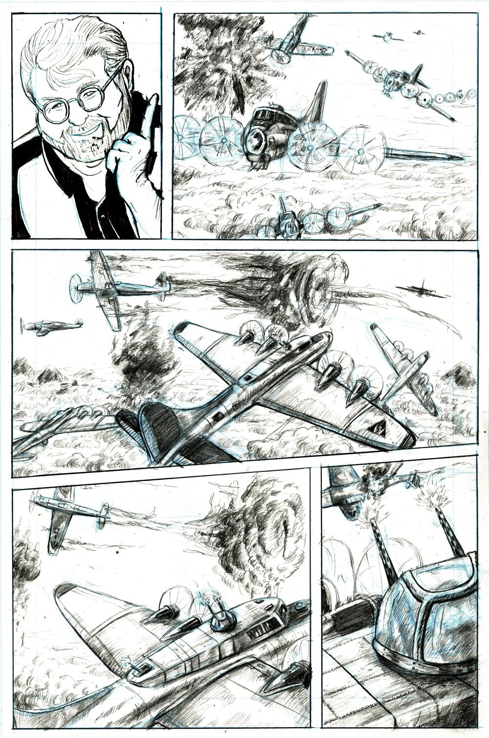 d: New Ideas Comic Pg 2 :b by nenuiel