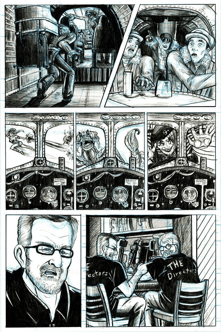 d: New Ideas Comic Pg 4 :b by nenuiel